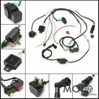 Elektro instalācijas komponentes